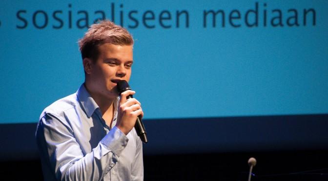 Creative QnA – yrittäjäneuvontaa sosiaalisessa mediassa -seminaarivideo
