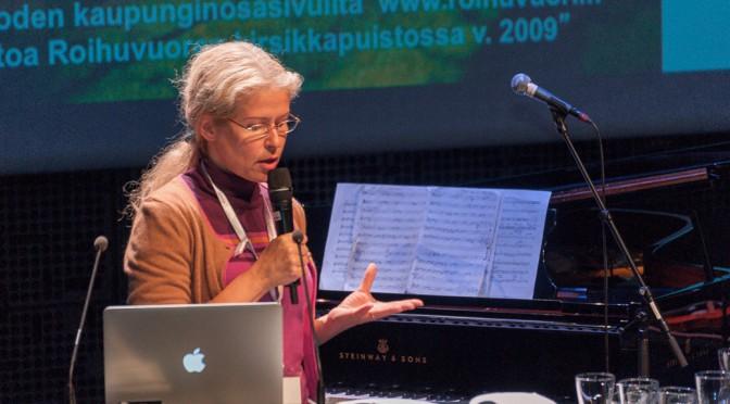 Luovuutta Helsingin kaupunginosissa -seminaarivideo