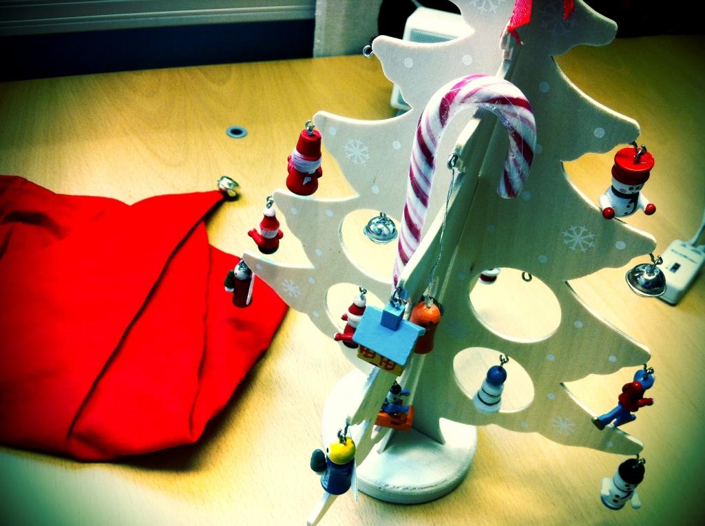 Vyyhti toivottaa kaikille hyvää joulua ja onnea tulevalle vuodelle.