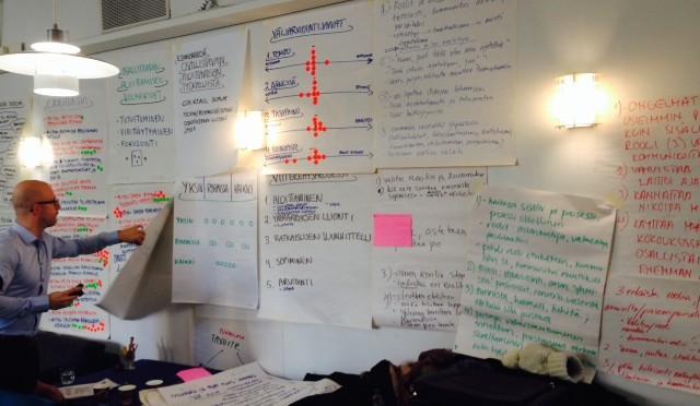 Fasilitaattorikoulutuksen ajatushelmiä