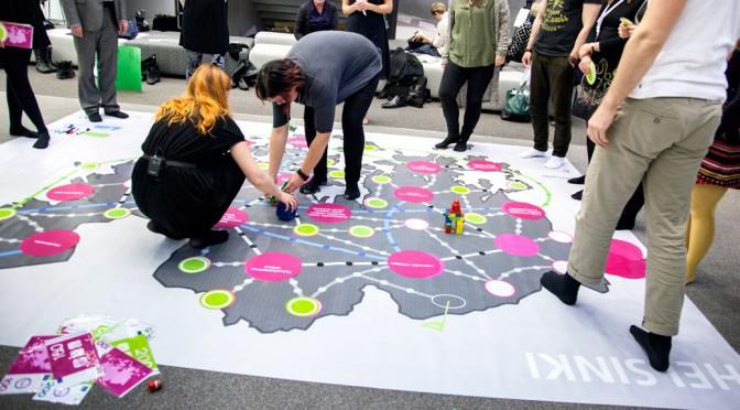 Vyyhti-peli: luovuus irti ja jumittuneet henkilökuviot uusiksi