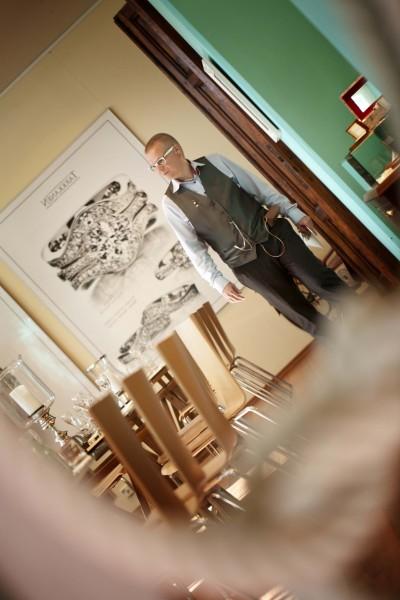 Kultaseppämestari Mika Tarkkanen